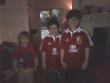 boys in lions shirts1