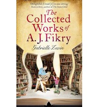 the collected works of aj fikry cover