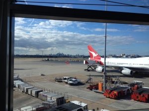 Goodbye Sydney, see you soon!