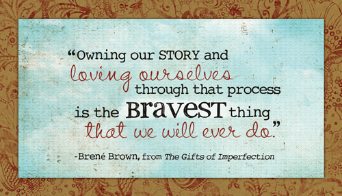 brene brown bravery