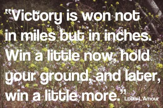 victory louis l'amour